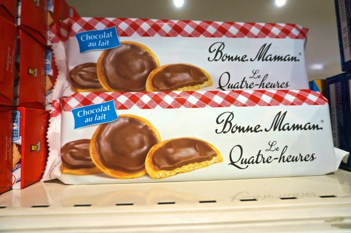 French Supermarket Souvenir Monoprix Cookies Bonne Maman
