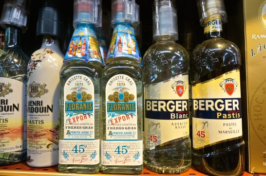 Pastis and Pernod: what souvenirs to buy at a French supermarket.