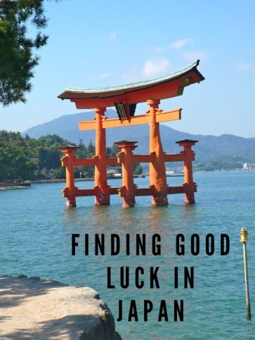 Japanese Souvenir Omamori Amulets For Best Good Luck