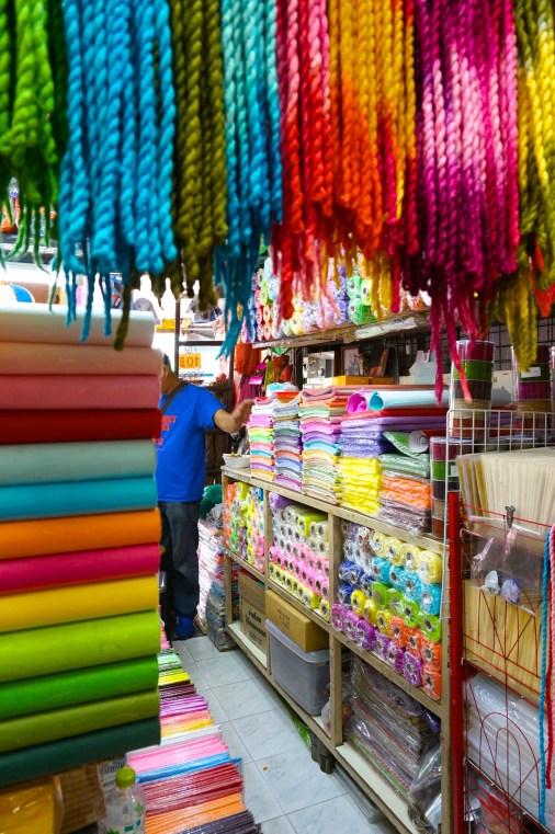 jj market chatuchak weekend stalls shopping bangkok paper handmade buy