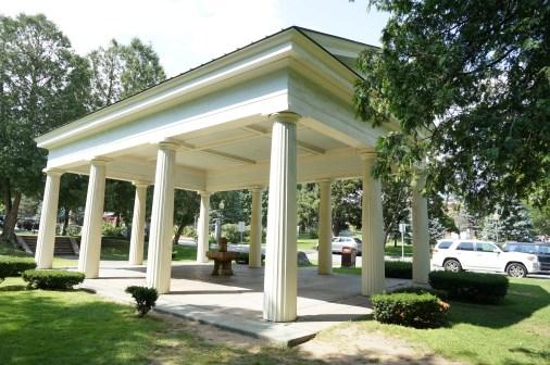 Saratoga Springs Fountains Water Historic Ny