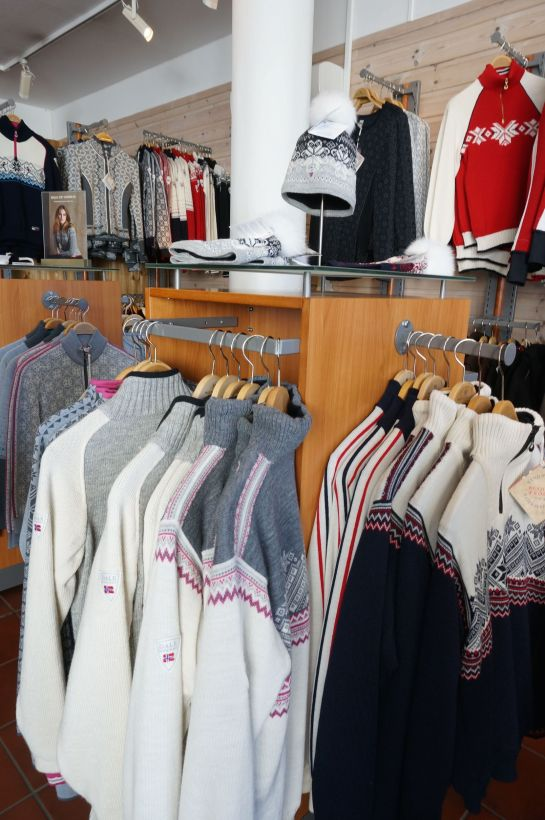 dale norway shop sweaters