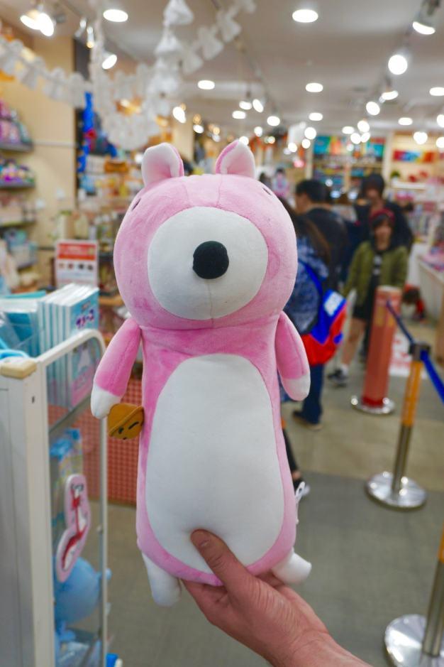 Yup, definitely kawaii. (Kitty Land, Tokyo, Japan).