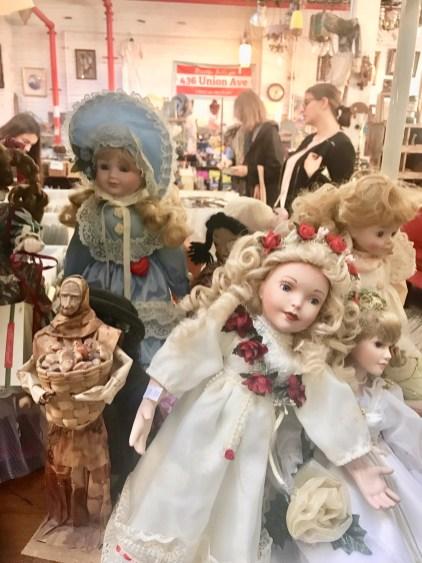 More dolls.