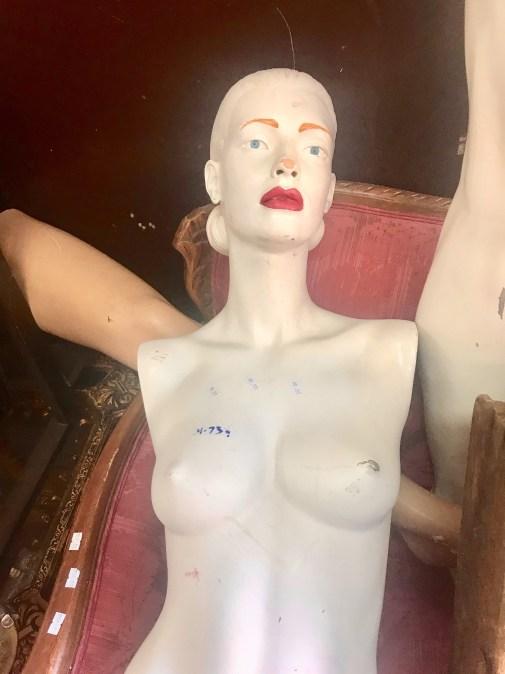 mannequin williamsburg vintage thrift store brooklyn new york city best cheap