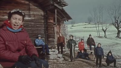 Les Poppys - Noël 70