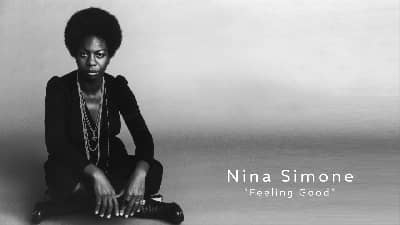 Nina Simone – Feeling good