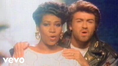 George Michael & Aretha Franklin - I Knew You Were Waiting (For Me) vignette