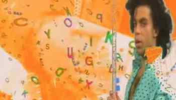 Prince - Alphabet St. vignette