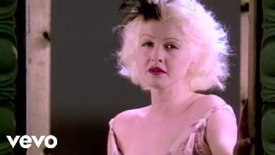 Cyndi Lauper - My First Night Without You vignette