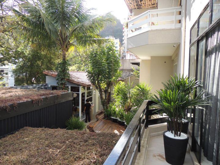 Casa Design 2017 Telhado Verde