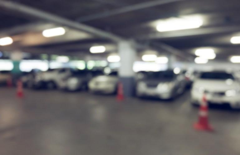 Problema com a vaga de garagem