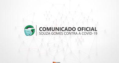 Souza Gomes e coronavírus