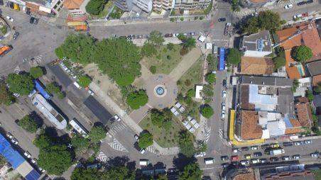 adoção de praças em Juiz de Fora com exemplo do Rio de Janeiro