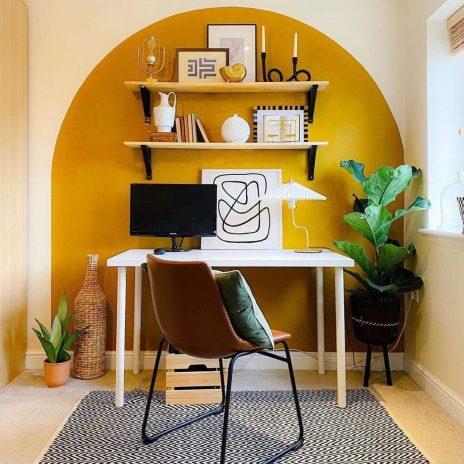Fonte: https://www.ideasdonuts.com/32-awesome-home-office-decor-ideas/