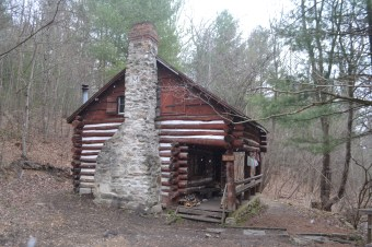 Milesburn cabin