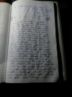 A bigfoot researcher's journal entry