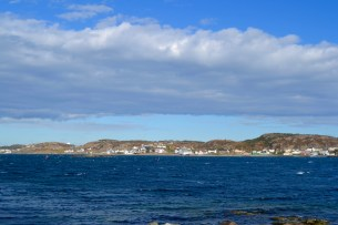Looking across to Twillingate