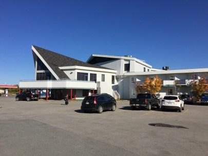 Our hotel, the Albatross Inn