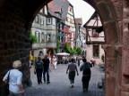 One of many archways