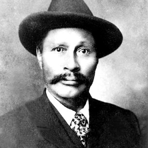 Skookum Jim Mason, largely credited with the discovery that started the gold rush (photo by Joseph Duclos)