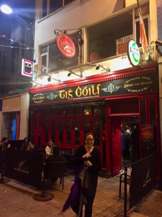 Tig Coili, in Galway