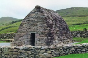 A stone dwelling from 700 AD