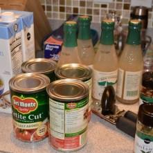 Lots of ingredients