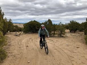 Mountain biking near Price
