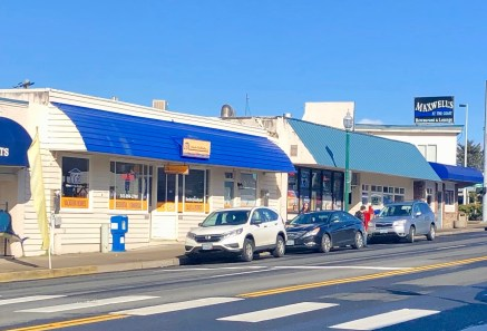Downtown Lincoln City