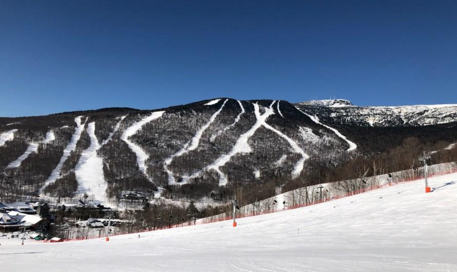 Space Between My Skis