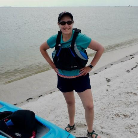 Souzz ready to kayak
