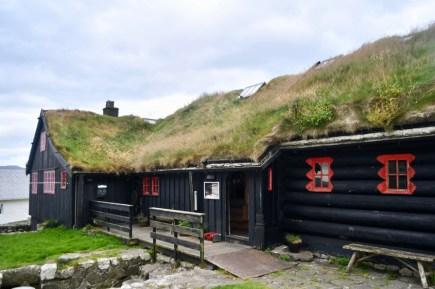 Another view of Kirkjubøargarður