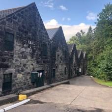 Cragganmore storage warehouses