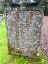 John Ogilvy, died 1825
