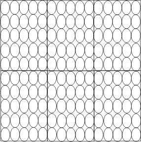 Graph Paper For Looming, Sova Enterprises