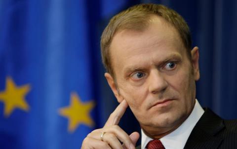 Дональд Туск жестко отреагировал на сравнение целей ЕС с планами Гитлера и Наполеона.