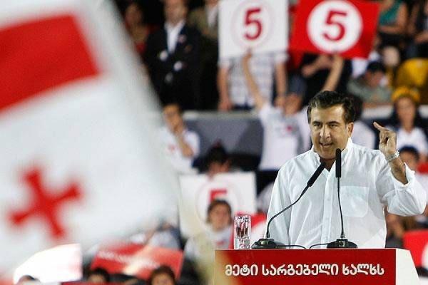 Партия «Единое национальное движение» сегодня проведет презентацию своего избирательного списка.