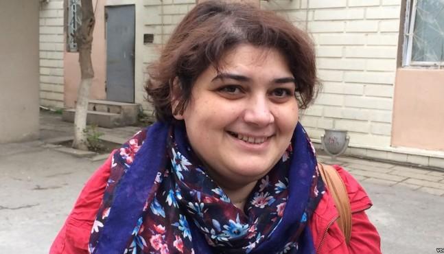Азербайджанская журналистка Хадиджа Исмаилова вышла на свободу.
