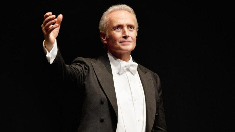 Звезда мировой оперной сцены Хосе Каррерас выступил в Кутаиси