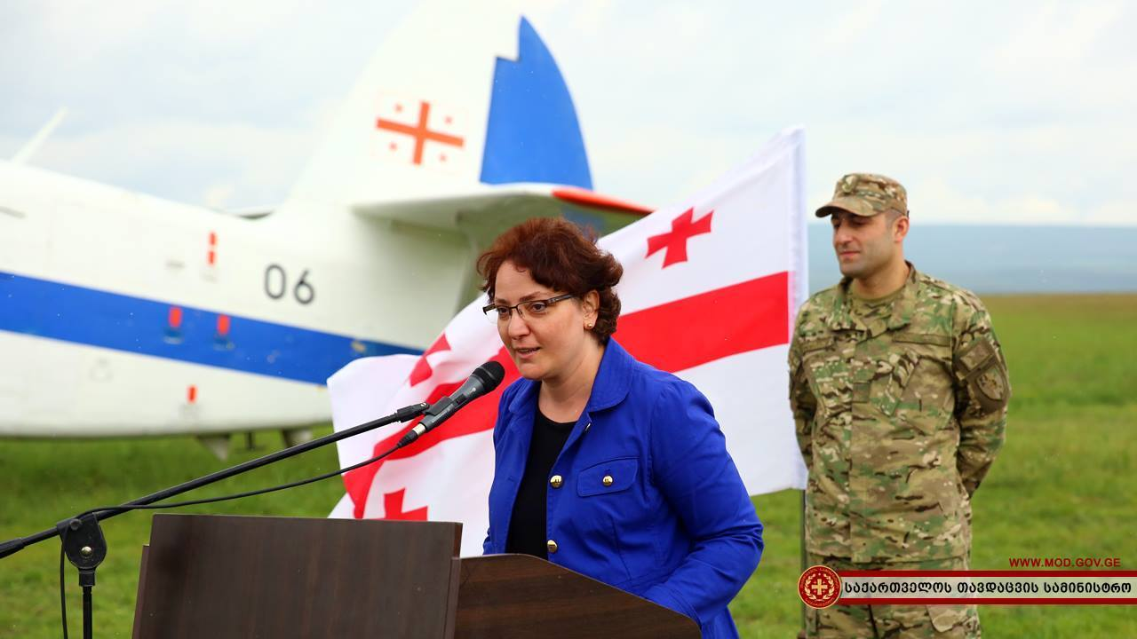 В Грузии создадут командование ВВС