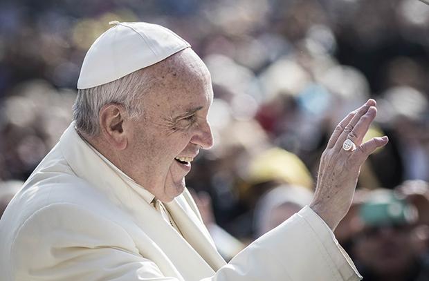 Папа Римский Франциск посетит с визитом Грузию
