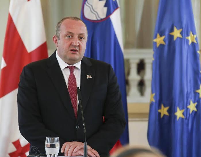Президент Грузии подверг критике работу МВД