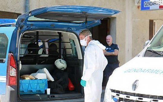 Во Франции мужчина нанес ножевые ранения женщине и ее дочерям