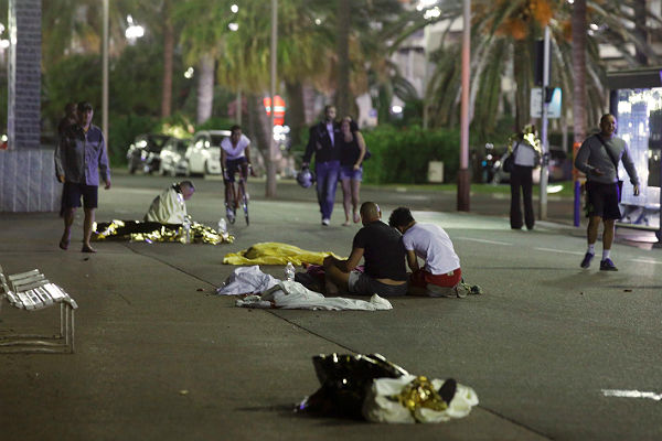 Пропавший в день теракта в Ницце гражданин Грузии найден мертвым