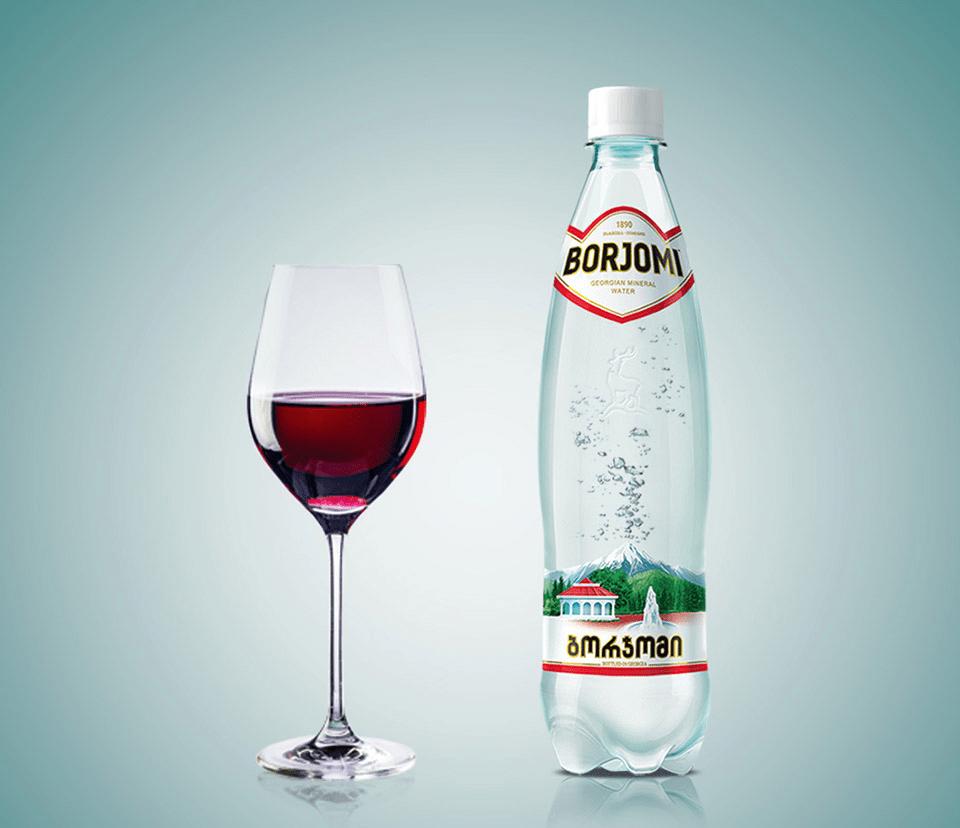 """Грузинские вина и """"Боржоми"""" могут вновь оказаться под запретом"""