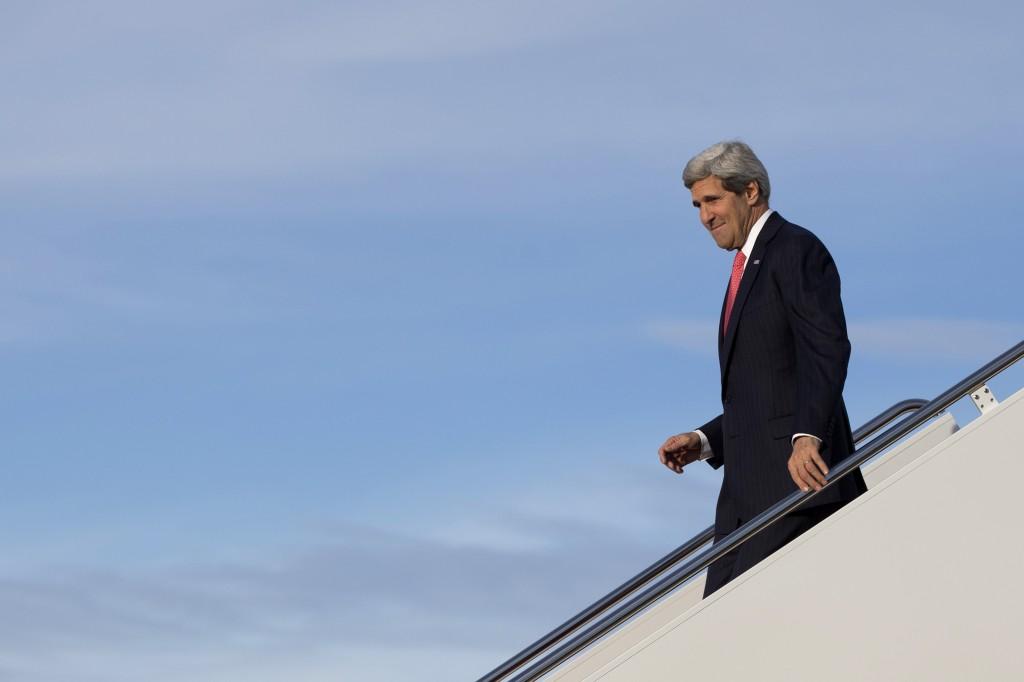 Сегодня в Тбилиси прибудет глава американской дипломатии Джон Керри