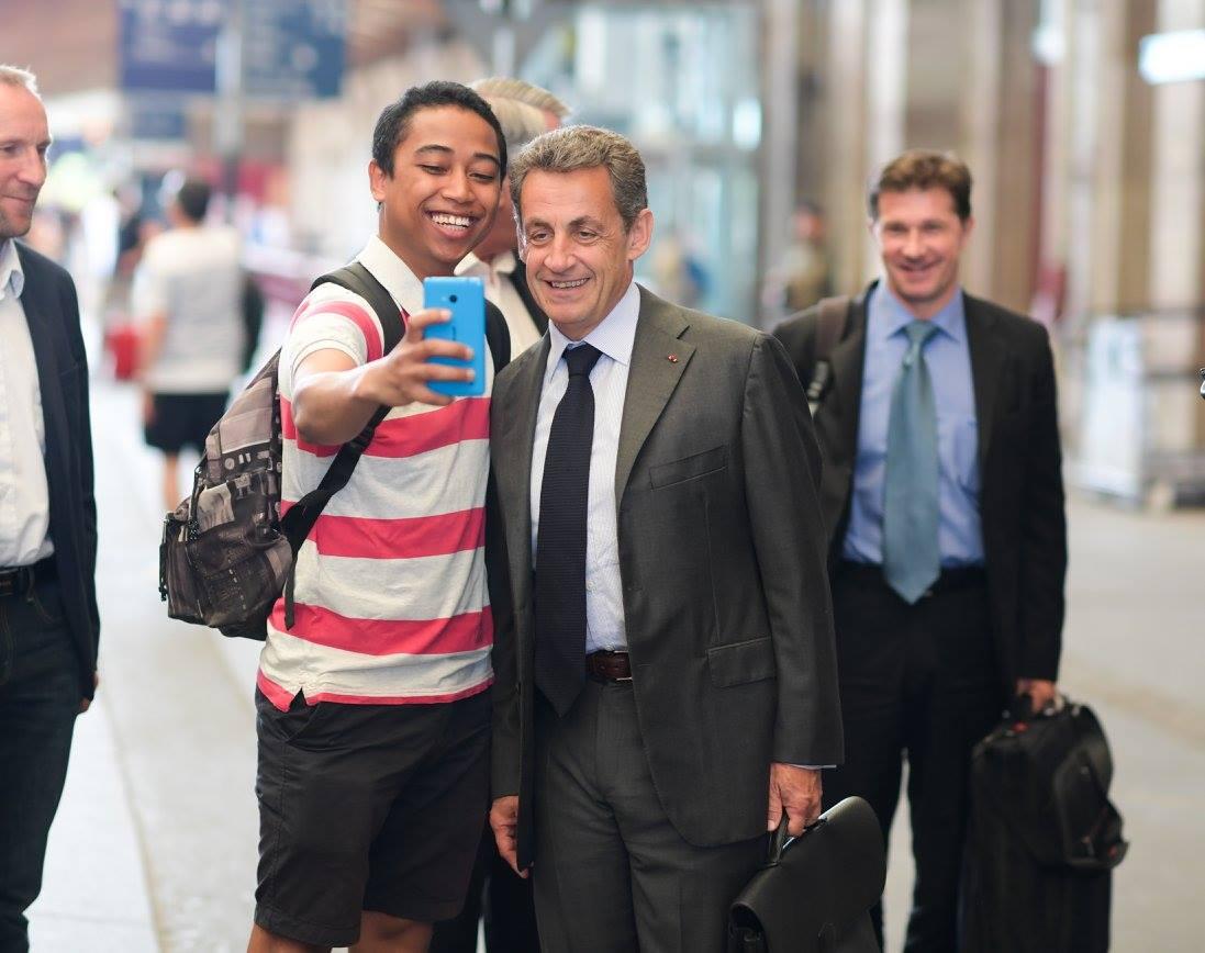 Николя Саркози намерен вернуться в большую политику