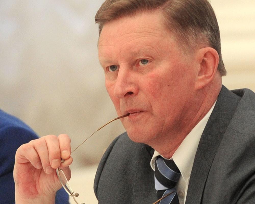 Путин освободил Сергея Иванова от должности руководителя администрации президента