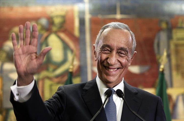 Георгий Маргвелашвили пригласил президента Португалии посетить Грузию